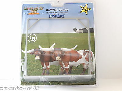 1/16th Little Buster Farm Toy Cattle Guard All Welded Steel Construction