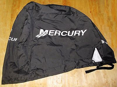 Attwwod Mercury Verado 135 150 175 HP Boat Outboard Cowl Polyester Storage Cover