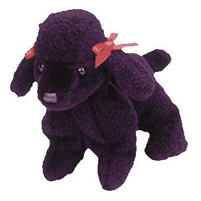 TY Beanie Baby - GIGI the Poodle Dog (6 inch) - MWMT's Stuffed Animal