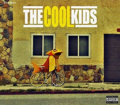 The Cool Kids - When Fish Ride Bicycles [New CD]