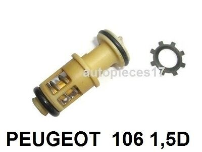 KIT JOINTS + CLIPS + NOTICE REPARATION PANNE SUPPORT FILTRE GASOIL PEUGEOT 106