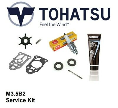 TOHATSU OUTBOARD ENGINE ANNUAL SERVICE KIT M50D M50D2 50HP 2.STROKE