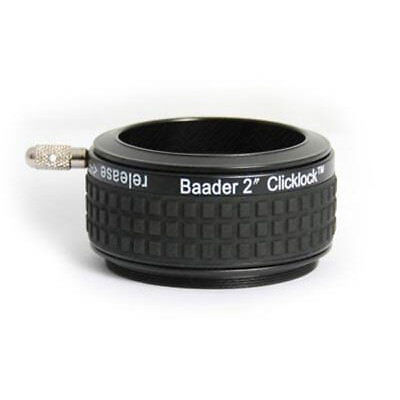 "Baader 2"" Clicklock Clamp for Vixen M60 Thread # CLVX-2 2956260"