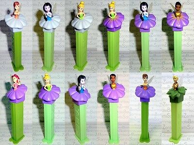 PEZ - FAIRIES - TINKERBELL - FAWN - IRIDESSA - and OTHER - Please select !!!