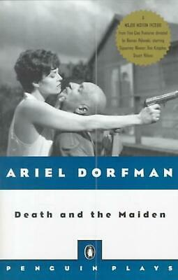 Death and the Maiden by Ariel Dorfman (English) Paperback Book Free Shipping!