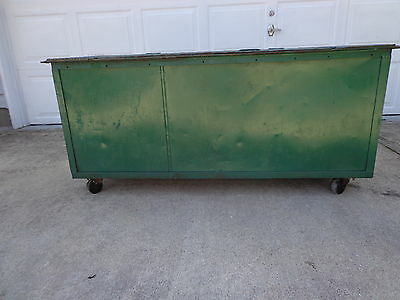 Steal tool box 2ft x 2ft by 4ft