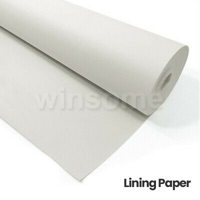 Wallpapering Lining Paper Base Backing Liner Wallpaper Decorating Smoothing Roll