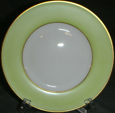 Limoges Jammet Seignolles Diplomate Lime Bread & Butter Plate