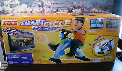 Fisher Price T3857 Fisher-Price SMART CYCLE Racer Physical Learning Arcade