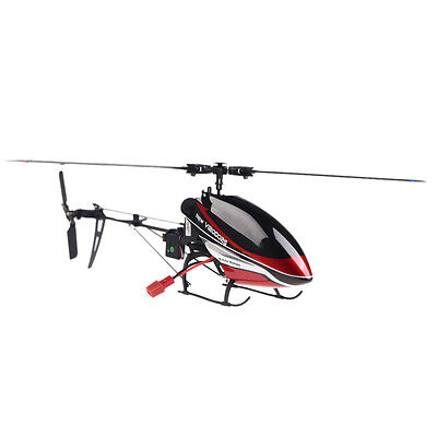 Original Walkera New V120D02S 2.4G 6 Axis 6CH 3D BNF Flybarless Helicopter Red