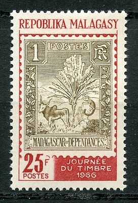 Timbres Timbre De Madagascar Neuf N° 508 ** College Razafindrahety Tananarive Stamp