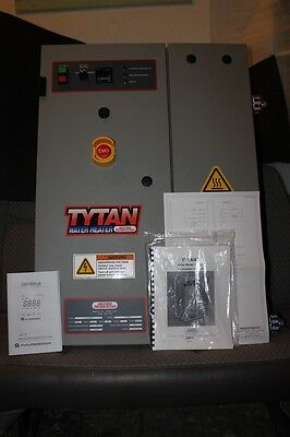 Process Technology Tytan Water Heater - 24kW - 480Vac / 29A / 3-phase