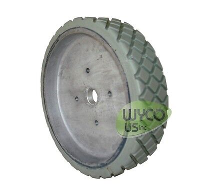 """8"""" Wheel Assembly, Viper Fang 24T, 26T & 28T Floor Scrubbers, Vf81106, New"""