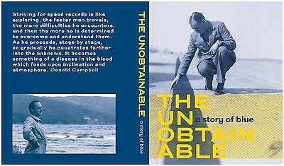 'The Unobtainable, a story of blue' by David de Lara.  Malcolm & Donald Campbell