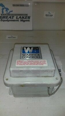 Warrick 16M1C40606 WATER LEVEL CONTROL 120V