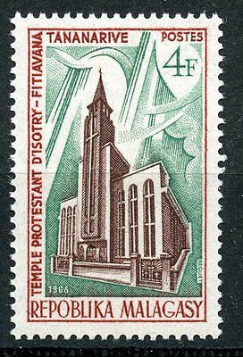 Timbres Timbre De Madagascar Neuf N° 508 ** College Razafindrahety Tananarive Stamp Afrique