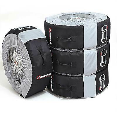 """Richbrook Standard Wheel And Tyre Bag Single - Suits 14"""" - 18"""" - For Track Days"""