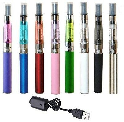 CE4 Clearomizer With 1100mAh Battery Vaporizer Pen Charger Starter Kit