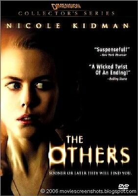 The Others Collector's Edition 2 Disc Dvd Like New Never Viewed Nicole Kidman