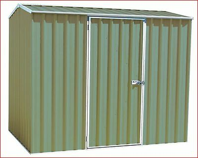 New Absco Eco-Nomy Range Green Garden Shed Medium Outdoor Tools & Bikes Storage