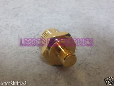 PAC GM Gold Side Post Battery Terminal / Extender GM GMB Brass Finish