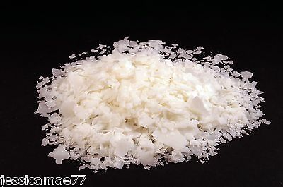 100% Pure 10 lbs Soy Wax Flakes Golden Blend 415 Candle Ships with Instructions!