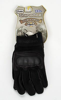Franklin Uniforce Flash & Impact 2nd Skins II Special Ops Gloves Short Cuff XXL