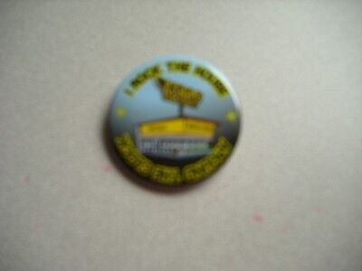 WAFFLE HOUSE I ROCK THIS HOUSE PIN