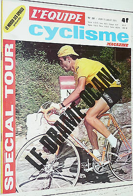 l 39 equipe cyclisme magazine 1971 n 37 special tour eur 19 00 picclick fr. Black Bedroom Furniture Sets. Home Design Ideas