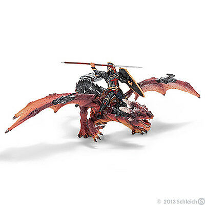 *NEW* SCHLEICH WORLD OF KNIGHTS 70100 Dragon Rider & Dragon