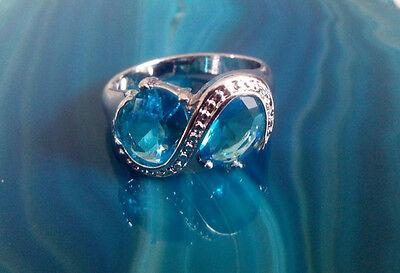 THE WARRIOR'S CHARM - RING !!! sz8-925