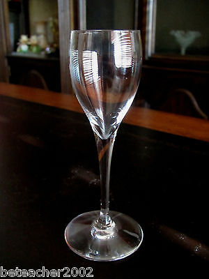 """Baccarat ST. REMY Cordial Glass 4 3/4"""" tall"""