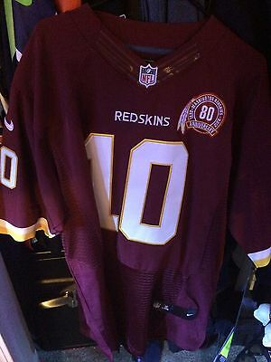 Redskins Griffin III Jersey Size 48