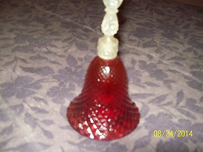 Vintage 1977 Collectible Avon Rosepoint Bell Charisma Cologne Bottle