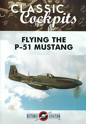 Flying the P-51 Mustang DVD - Classic Cockpits