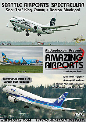 Seattle Airports Spectacular DVD