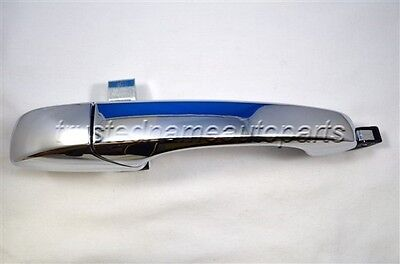 fits Chrysler Outside Outer Exterior Door Handle Passenger Rear Right Chrome