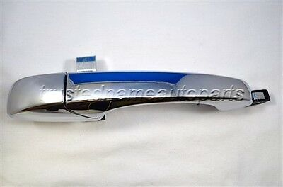 fits Chrysler Outside Outer Exterior Door Handle Passenger Rear Front Chrome