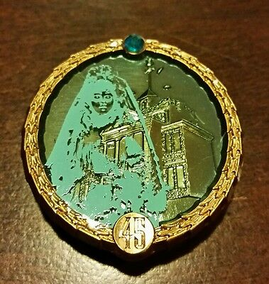 Disneyland/dlr Haunted Mansion 45Th Anniversary Mystery Pin ~ Bride Pin ~ New