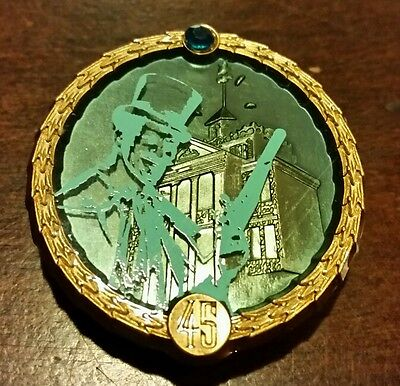 DISNEYLAND/DLR HAUNTED MANSION 45TH ANNIVERSARY MYSTERY PIN ~#2 Dueler ~ NEW