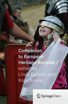 Companion to European Heritage Revivals (English) Paperback Book Free Shipping!