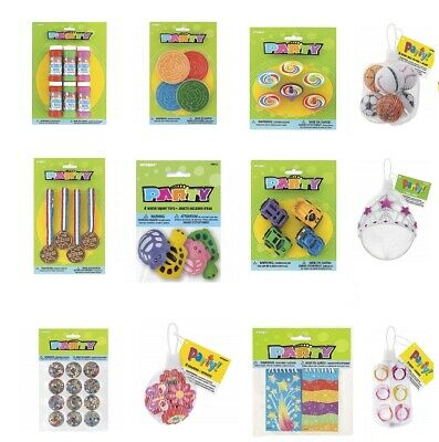 PARTY (Loot) BAG GIFTS/TOYS Fillers Childrens Kids Birthday (2000 Series Range)