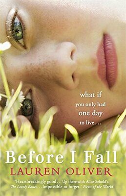 Before I Fall, Oliver, Lauren Paperback Book The Cheap Fast Free Post