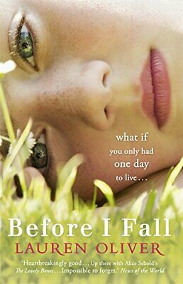 Before I Fall by Oliver, Lauren Paperback Book The Cheap Fast Free Post