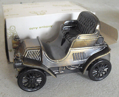 Vintage 1970s Banthrico 1902 Rambler Car Promo Bank NH FNB in Box