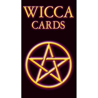 NEW Wicca Cards Deck Lo Scarabeo