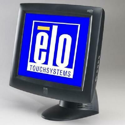 "ELO 15"" Touchscreen TFT ET1525L LCD mit USB / Fuß / Touch 100% i.O."