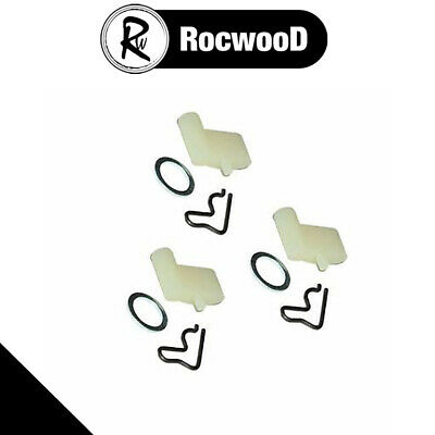 3 X Recoil Pawl Washer Clip Kit Fits Stihl TS400 TS410 And TS420 Cut Off Saw