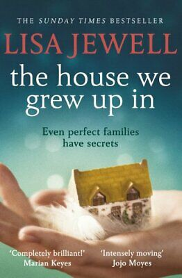 The House We Grew Up In by Jewell, Lisa Book The Cheap Fast Free Post