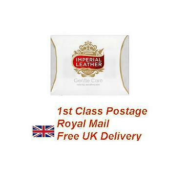Cussons Imperial Leather Gentle Care Soap Bars Sensitive Skin BAR 100g 1st class